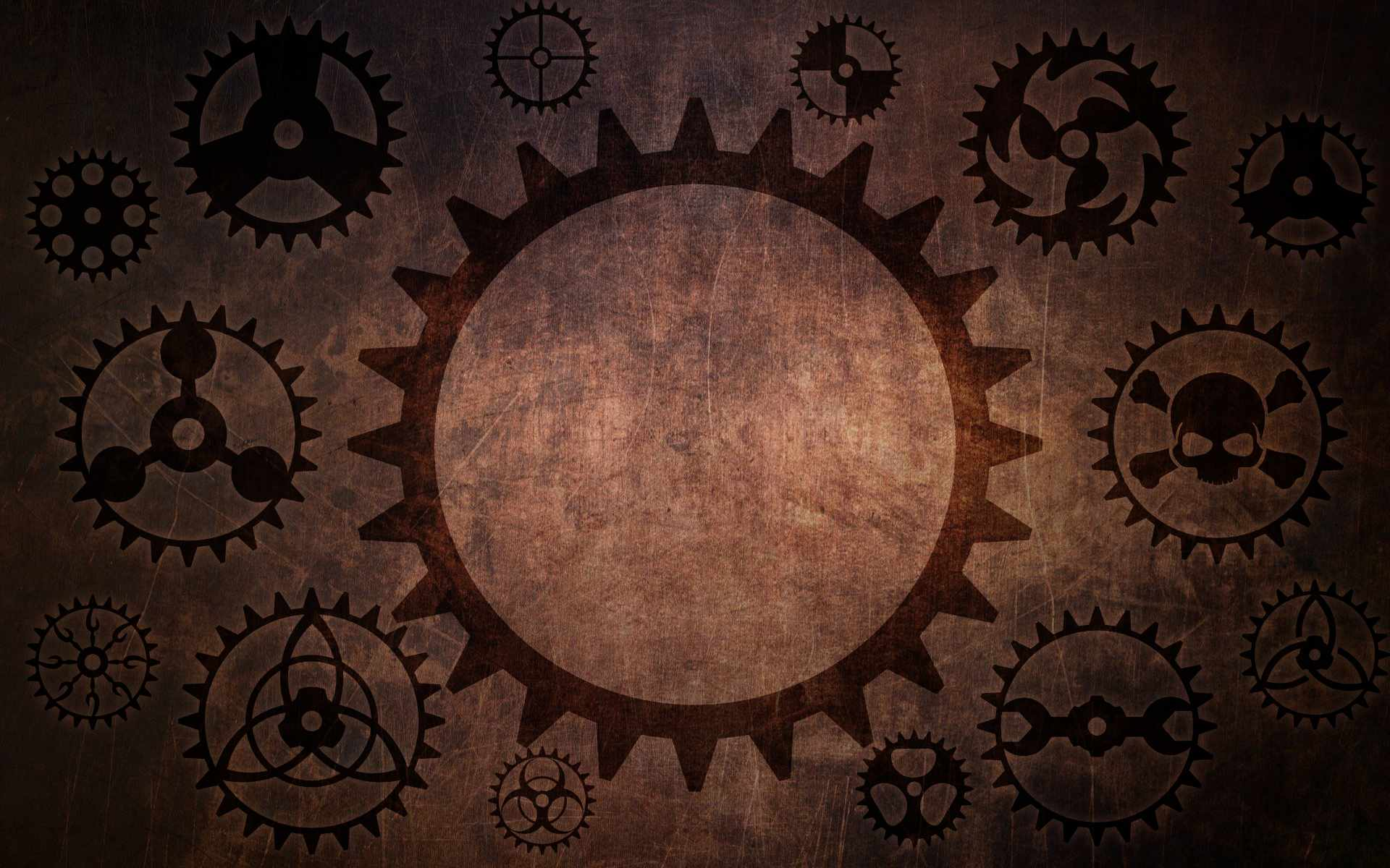 30 gears for steampunk games